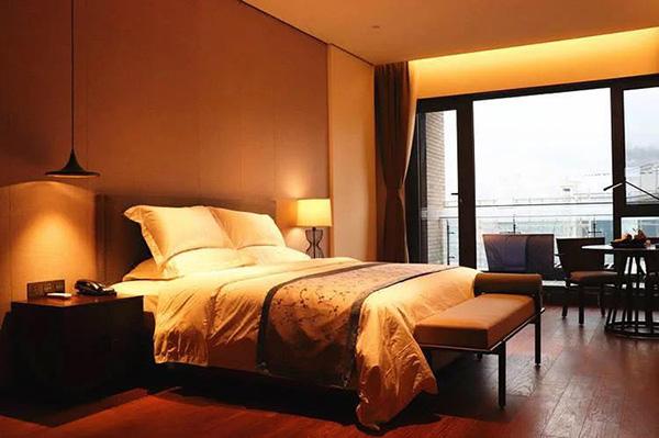 酒店客房及卫浴